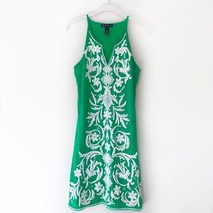 INC International Concepts Emerald Green Dress